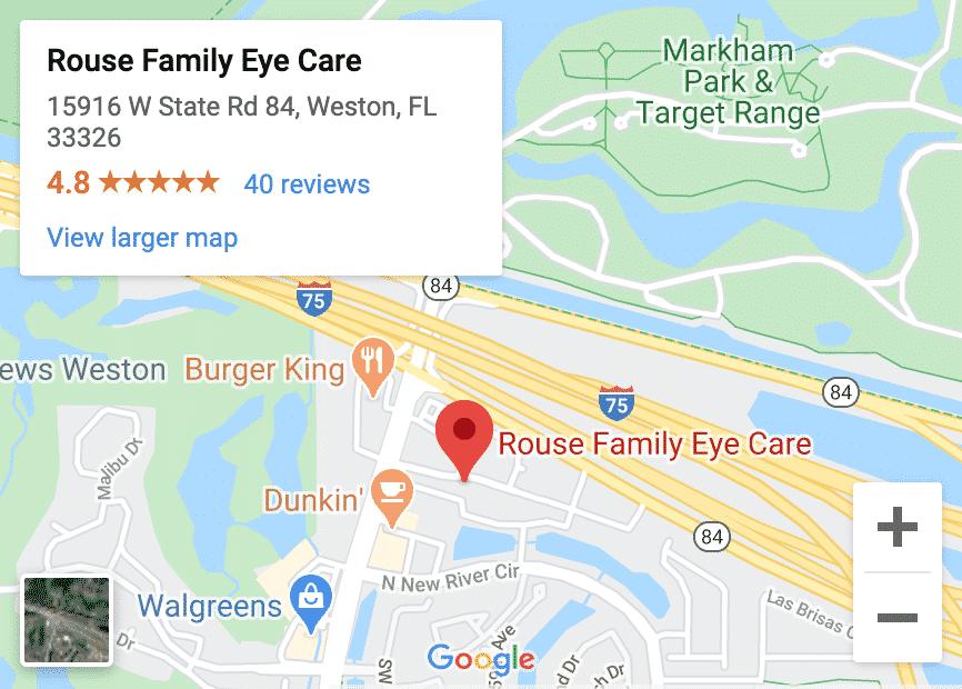 Eye Doctor Weston FL